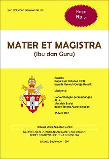 Mater et Magistra SDG-No-36